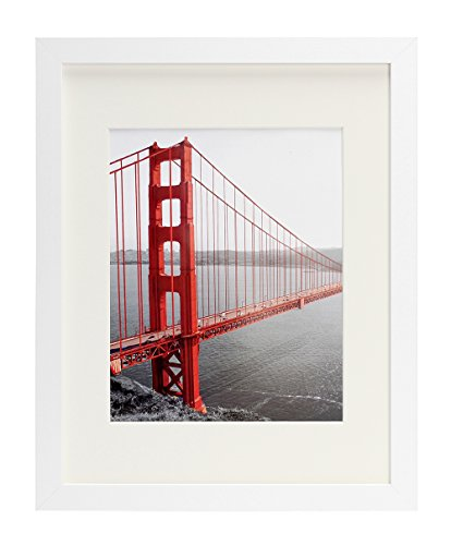 Frametory Set Of 7 Gallery Wall Frames White Photo Frame With Ivory