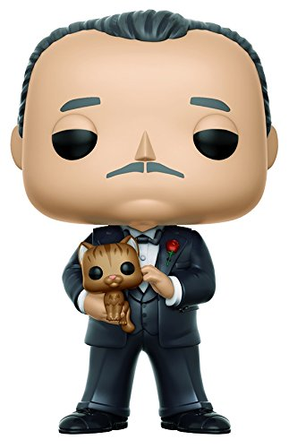 Funko POP Movies  Godfather Vito Corleone Toy Figures – Pmelax 097027019362