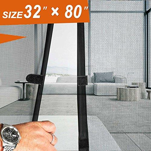 Screen Door 32, French Door Magnets 32 X 80 Fit Doors Size ...